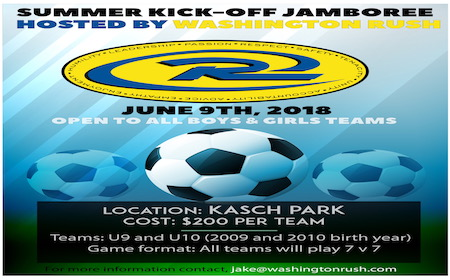 Summer Kick Off 7v7 Jamboree