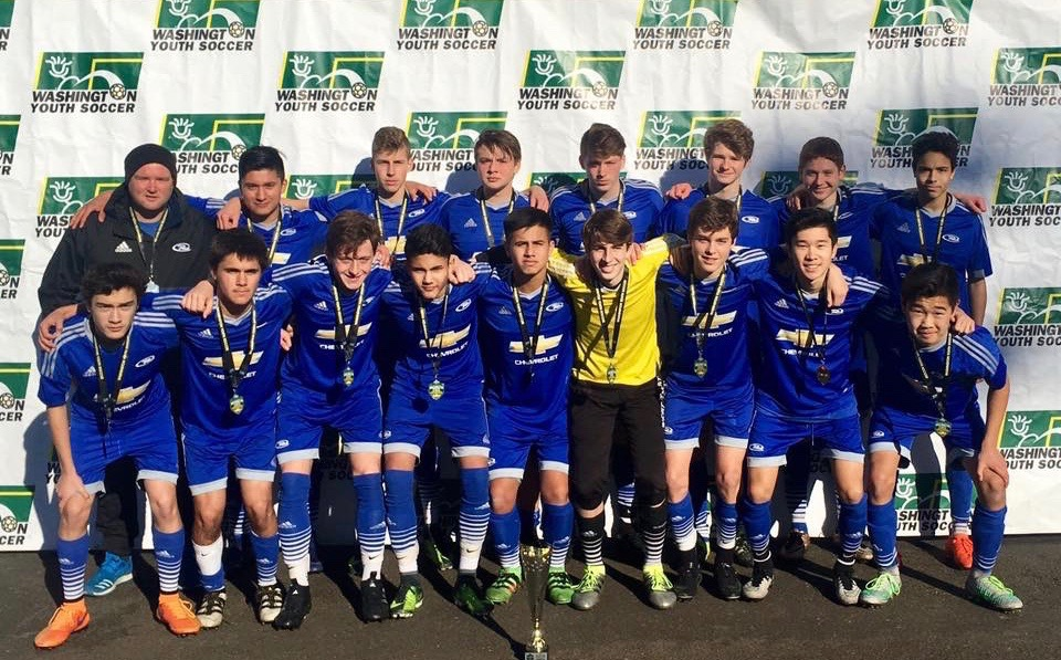 B01 Rush 2017 WA Youth Soccer State Cup Champions